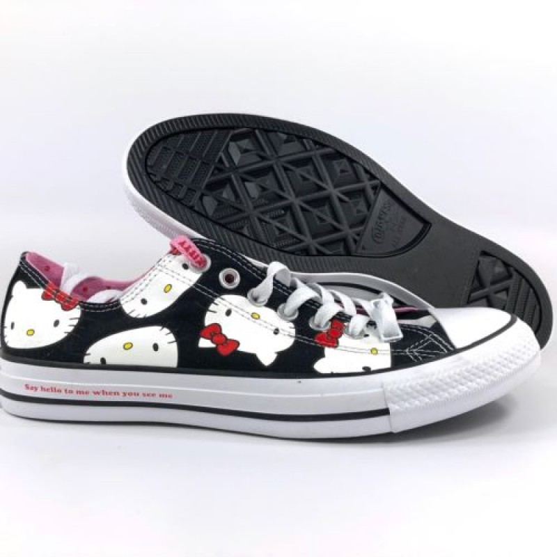 Converse Chuck Taylor All Star OX Hello Kitty
