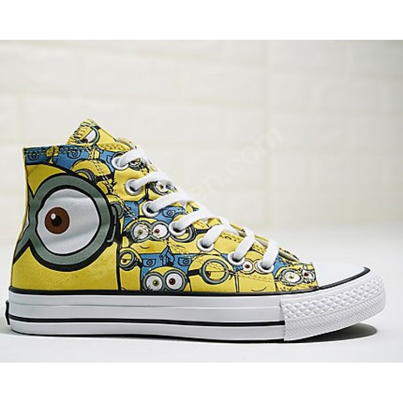 Converse All Star Hi Cartoon Figured