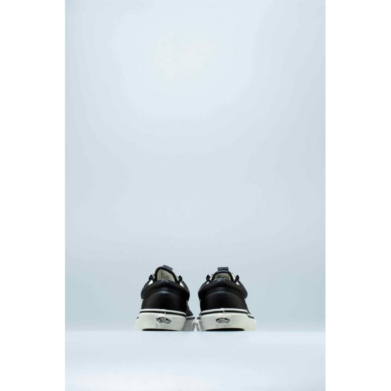 VANS LEATHER OLD SKOOL GHILLIE MENS SHOES