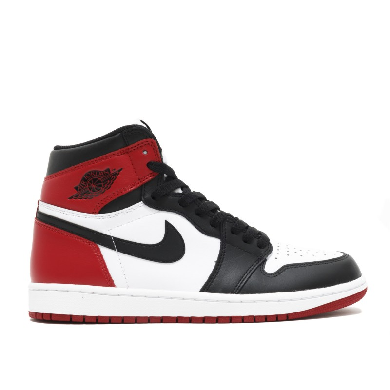 "Nike AIR JORDAN 1 RETRO HIGH OG ""BLACK TOE 20...."