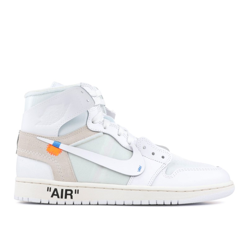 NIKE AIR JORDAN 1 X OFF-WHITE NRG