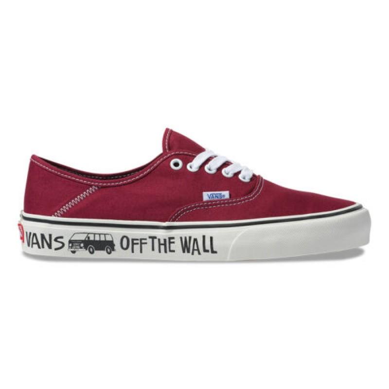 Vans X Yusuke Hanai Authentic SF Skate Sneakers Bu...